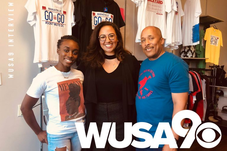 WUSA9 INTERVIEW